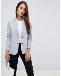 Blazer gris French Connection