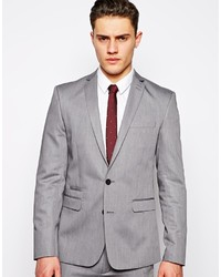 Blazer gris Minimum