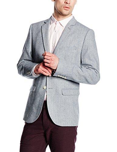 Blazer gris New Look