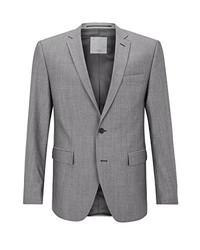 Blazer gris s.Oliver Premium