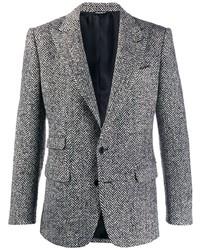 Blazer noir et blanc Dolce & Gabbana