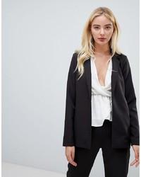 Blazer noir Fashion Union