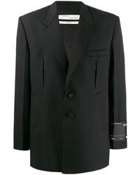 Blazer noir Off-White