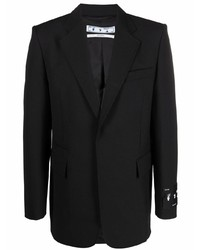Blazer noir Off-White