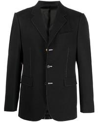 Blazer noir Versace