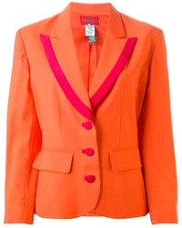Blazer orange Kenzo