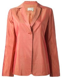 Blazer orange Romeo Gigli