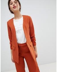 Blazer orange Vila