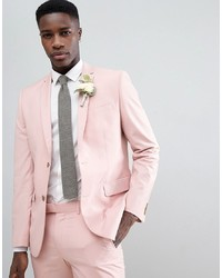 Blazer rose Farah Smart