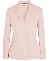 Blazer rose Fendi