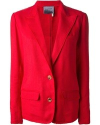 Blazer rouge original 1367547