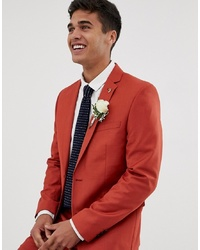 Blazer rouge Farah Smart