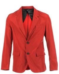 Blazer rouge Lanvin