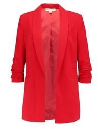 Blazer rouge Miss Selfridge