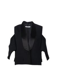 Blazer sans manches noir Givenchy