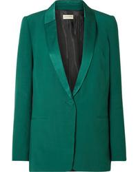 Blazer vert By Malene Birger