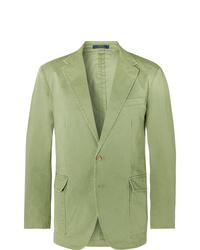 Blazer vert Polo Ralph Lauren