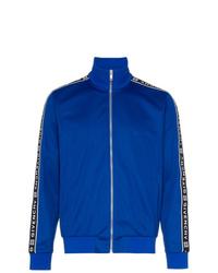 Blouson aviateur bleu Givenchy