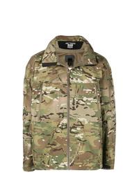Blouson aviateur camouflage olive Arc'teryx Veilance