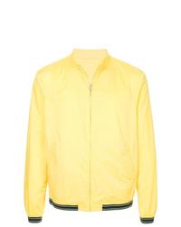 Blouson aviateur jaune D'urban