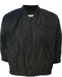 Blouson aviateur noir MICHAEL Michael Kors
