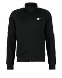 Blouson aviateur noir Nike
