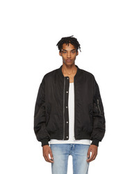 Blouson aviateur noir Stolen Girlfriends Club