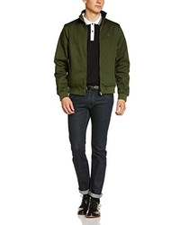 Blouson aviateur olive Merc of London