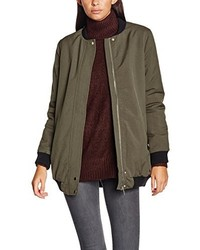 Blouson aviateur olive New Look