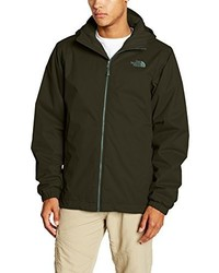 Blouson aviateur olive North Face