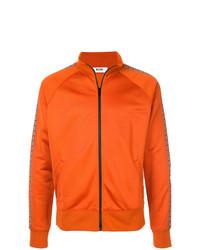 Blouson aviateur orange MSGM