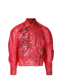 Blouson aviateur rouge Private Policy