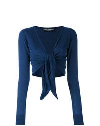 Boléro bleu marine Dolce & Gabbana