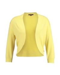 Boléro jaune More & More