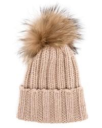 Bonnet beige Inverni