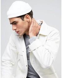 Bonnet blanc Asos