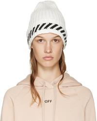 Bonnet blanc Off-White