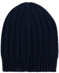 Bonnet bleu marine Eleventy