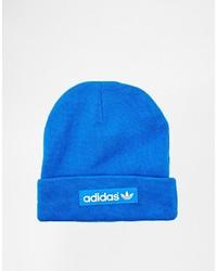 Bonnet bleu adidas
