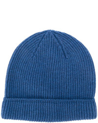 Bonnet bleu Canali