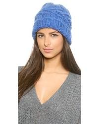 Bonnet bleu Eugenia Kim