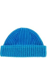 Bonnet bleu Paul Smith