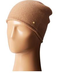 Bonnet brun clair