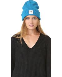 Bonnet en tricot bleu clair Opening Ceremony