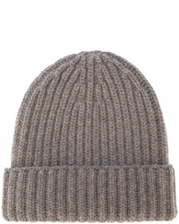 Bonnet en tricot brun Danielapi