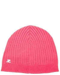 Bonnet fuchsia Courreges