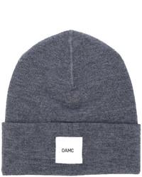 Bonnet gris foncé Oamc