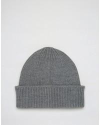 Bonnet gris Asos