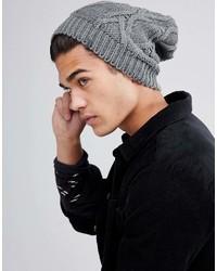 Bonnet gris Esprit