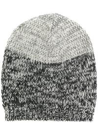 Bonnet gris Etro